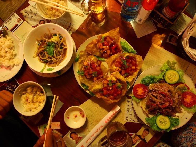 Le café 43 de Hoian, un restaurant délicieux et pas cher !
