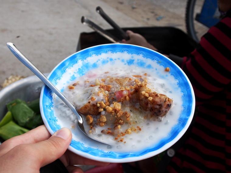 food vietnam che chuoi