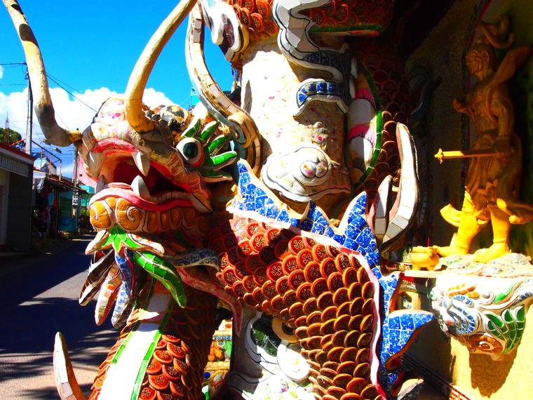 Le dragon de Linh Phuoc