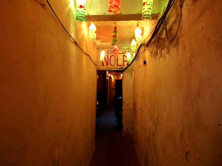Le café Nola à Hanoï !