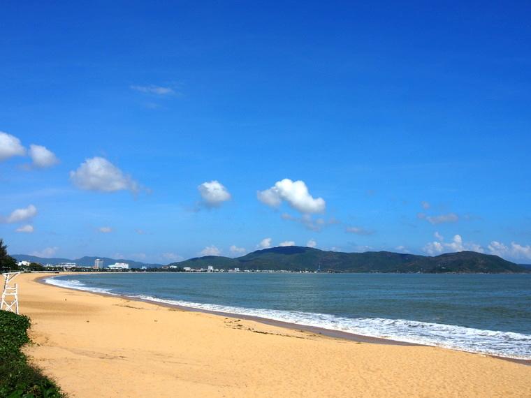 La baie de Quy Nhon