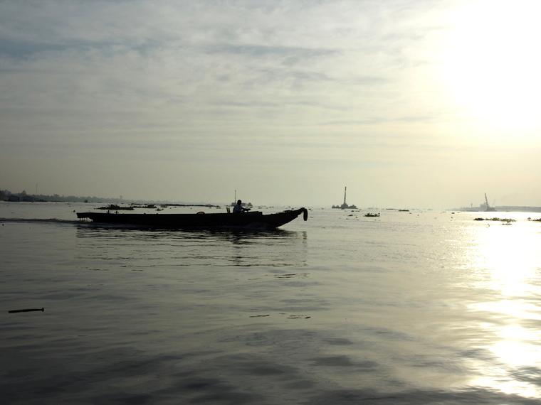 Le sublime delta du Mékong