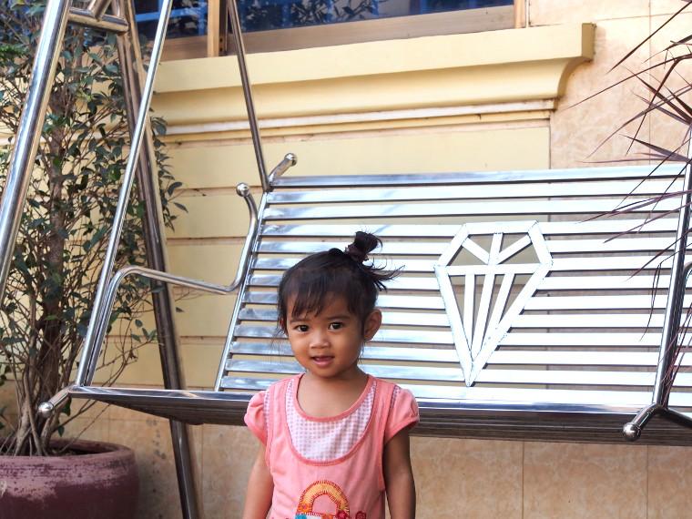 jeune fille laos