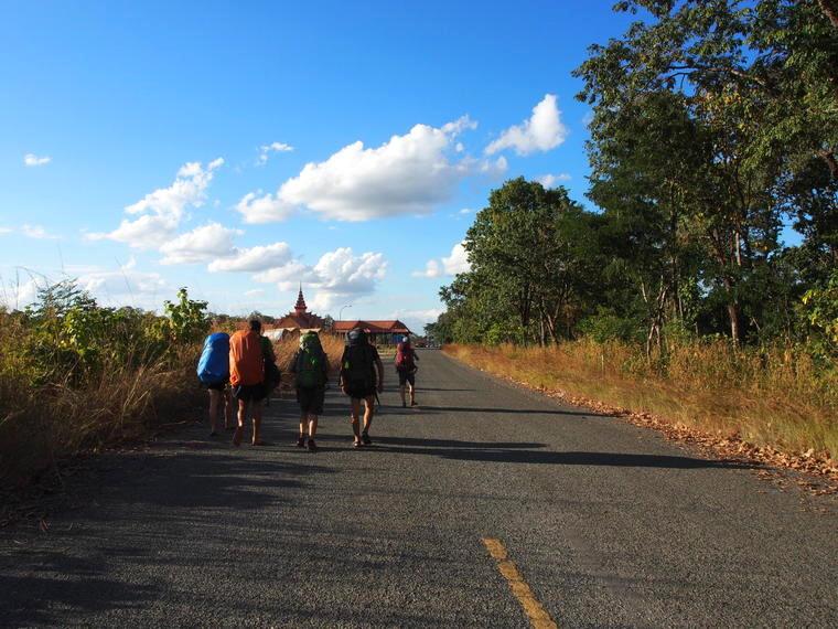 frontiere cambodge laos