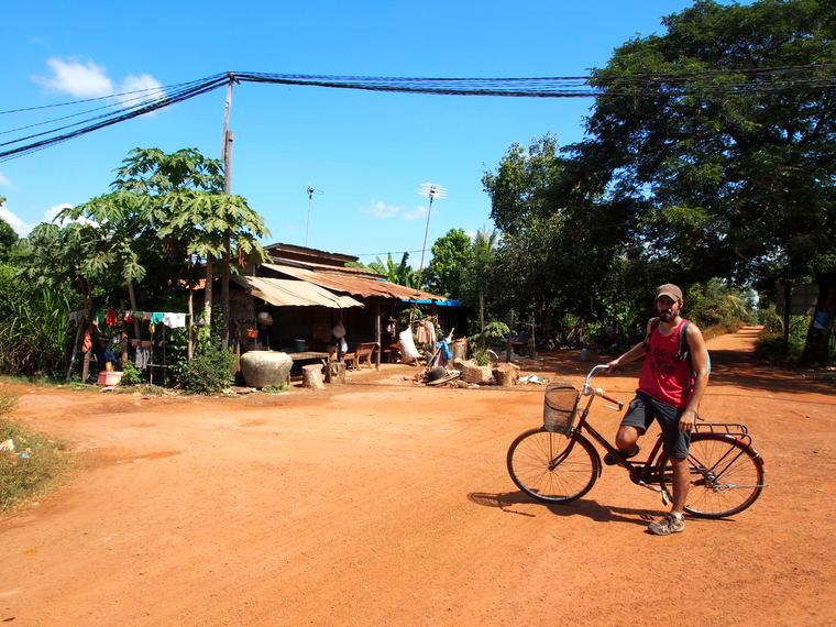 Dans les villages aux alentours de Siem Reap