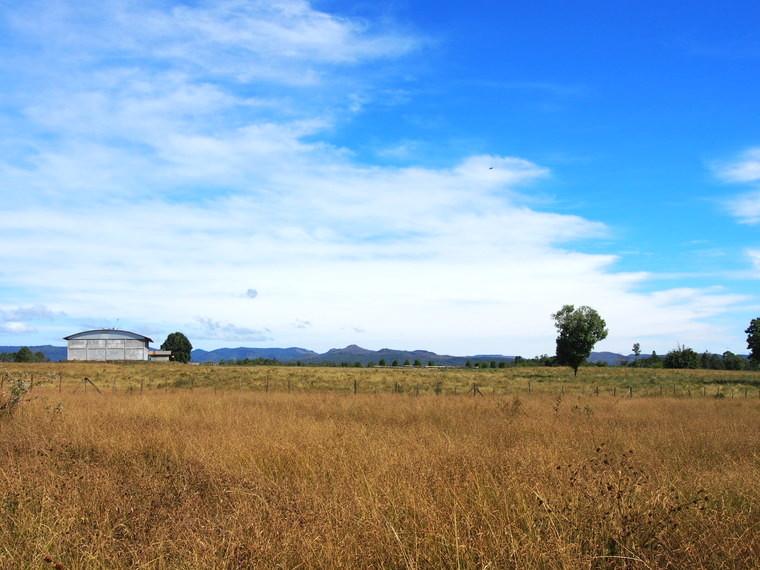 paysage plateau des bolovens laos