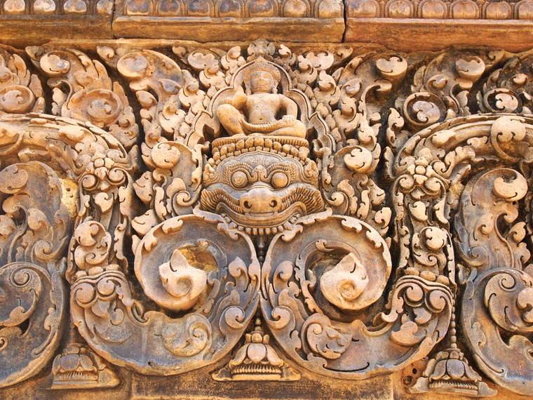 angkor stone cambodia