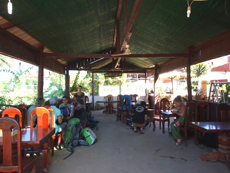 restaurant stung treng laos