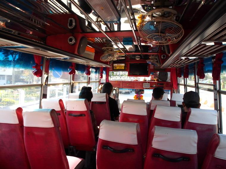 bus frontiere thailande laos