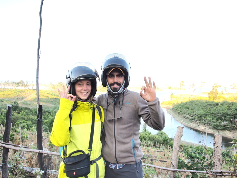 cha greg blouptrotters moto voyage