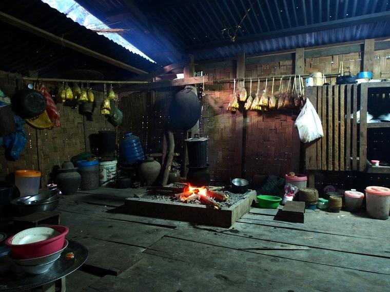 homestay konglor laos