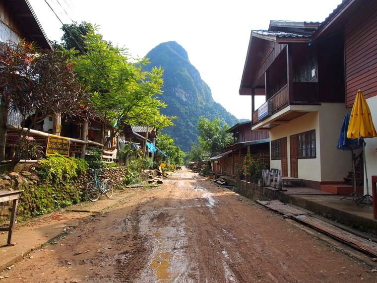 village muang ngoi laos