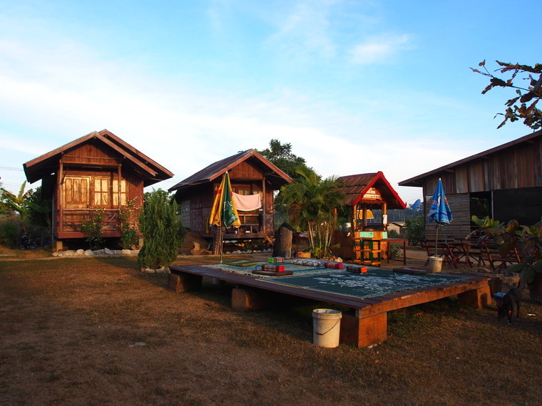 sabaidee guesthouse laos