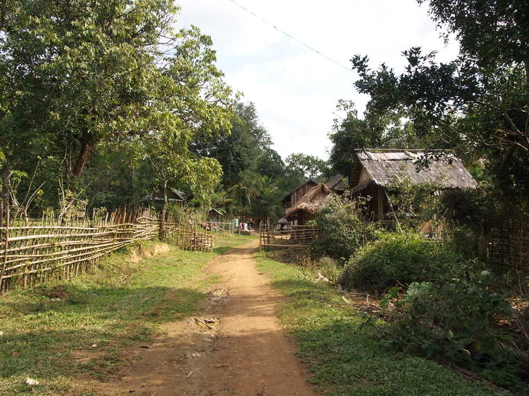 village huay xen laos