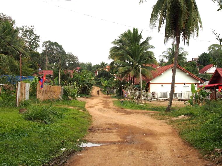 village luang prabang laos