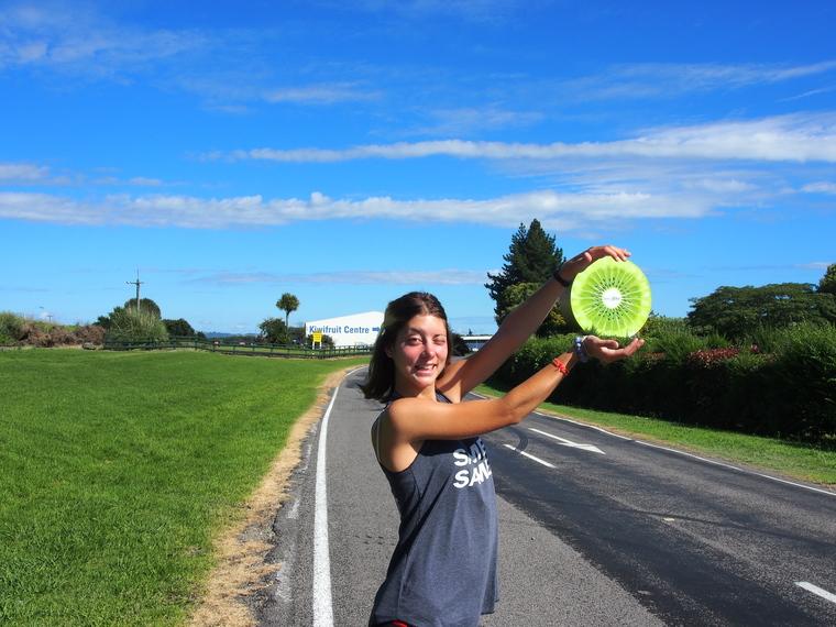 Le plus grosse tranche de Kiwi ;)