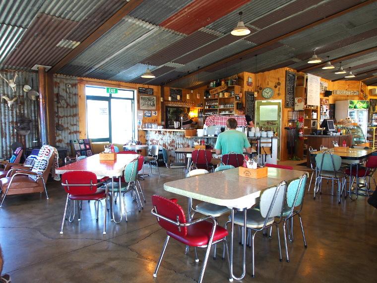 cafe typique nouvelle zelande