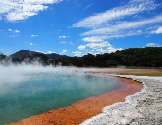 champagne pool waiotapu nz
