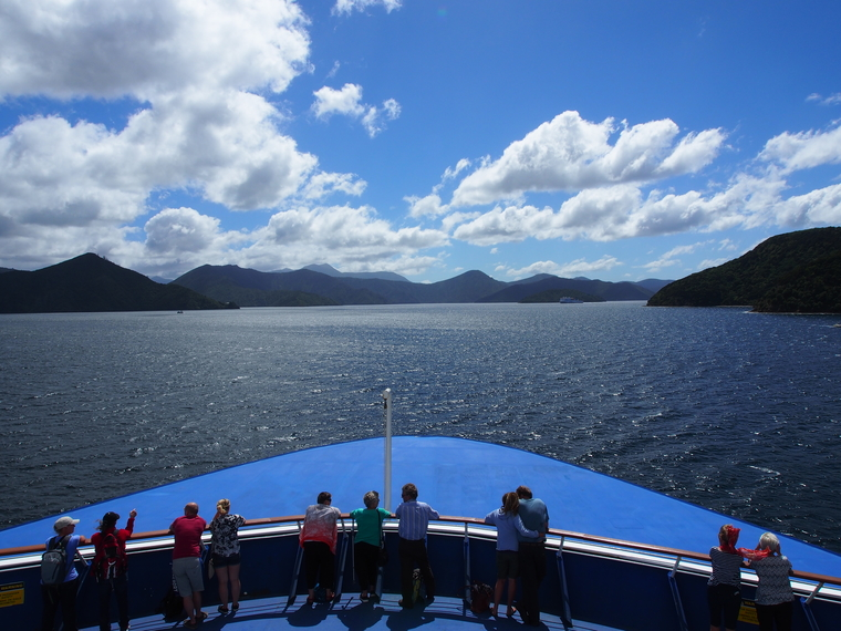 ferry picton wellington