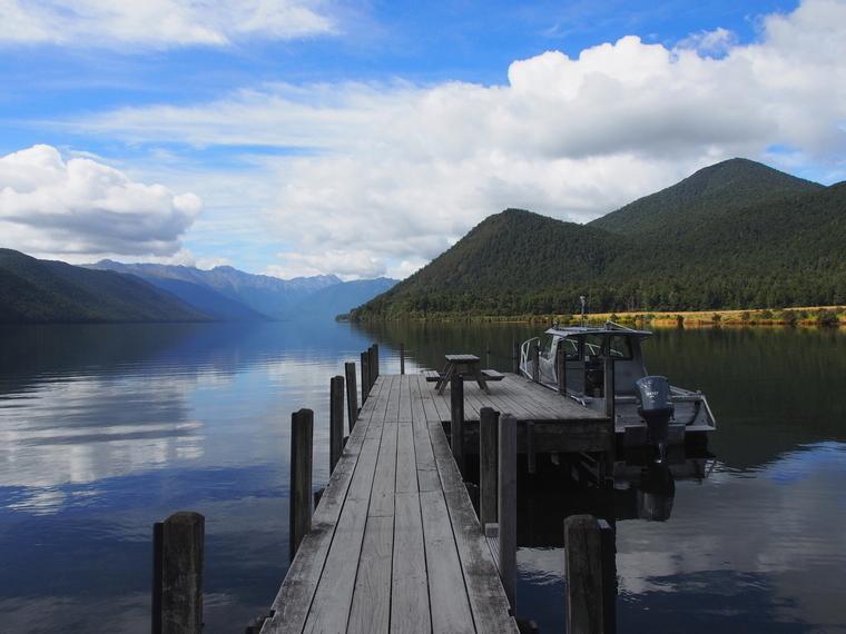 lac rotoroa nouvelle zelande
