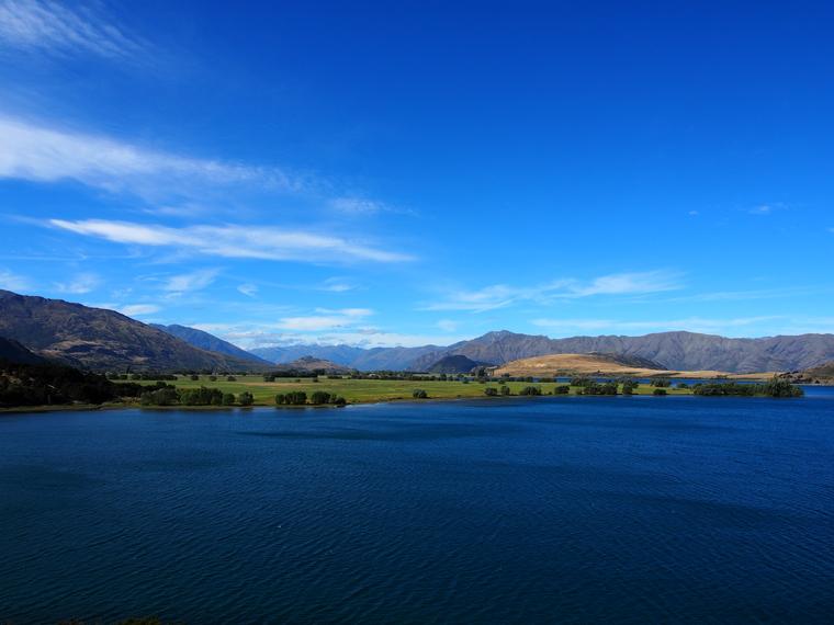 lac wanaka nouvelle zelande