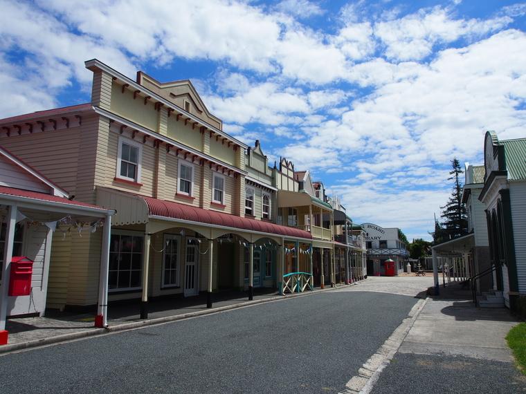 village historique tauranga nz