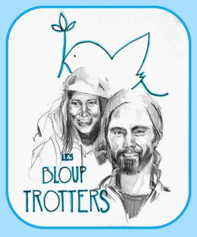 Croquis des Bloup Trotters
