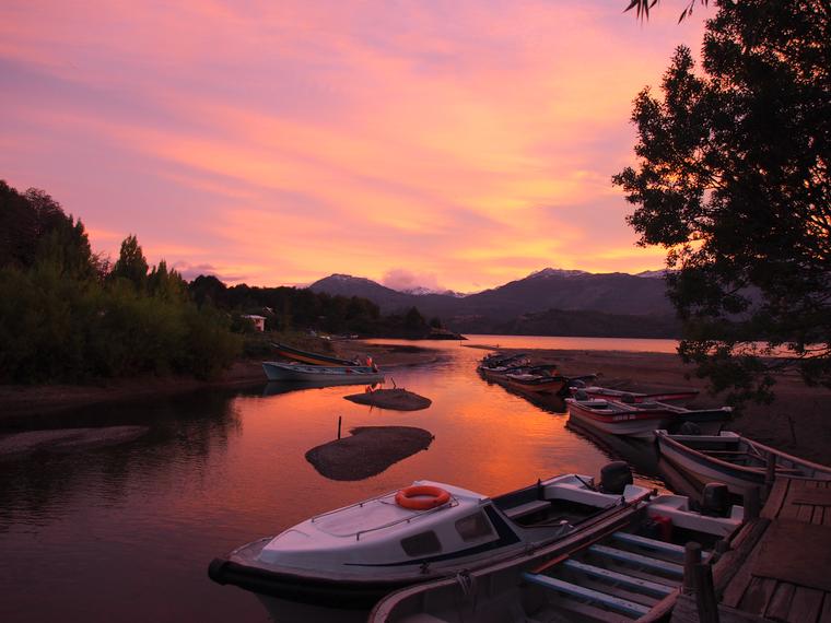 lever soleil chili rio tranquillo