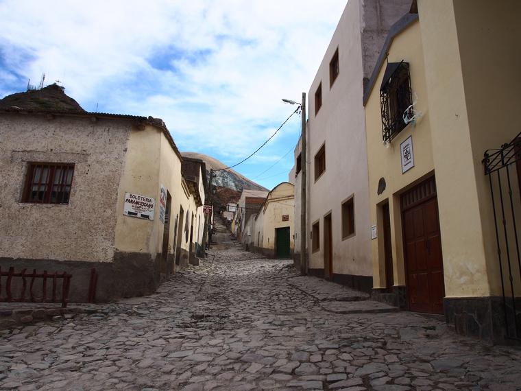 village iruya argentine