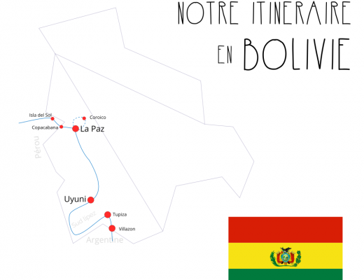 cover itineraire voyage bolivie