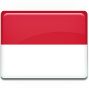 drapeau indonesie icon
