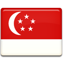 drapeau singapour icon
