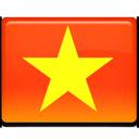 drapeau vietnam icon