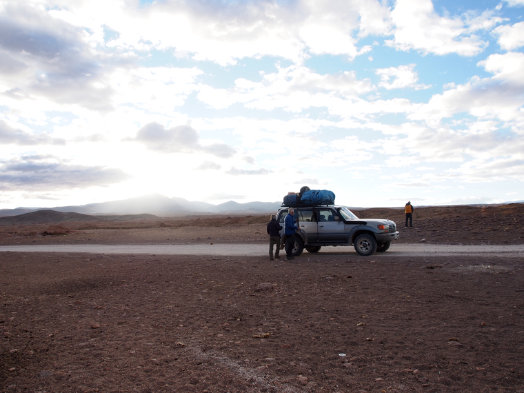 expedition 4x4 bolivie
