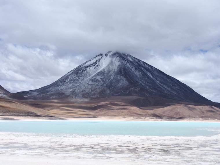 laguna verde bolivie