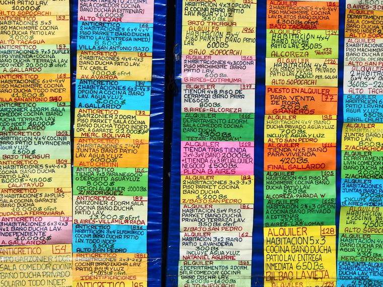 petites annonces bolivie
