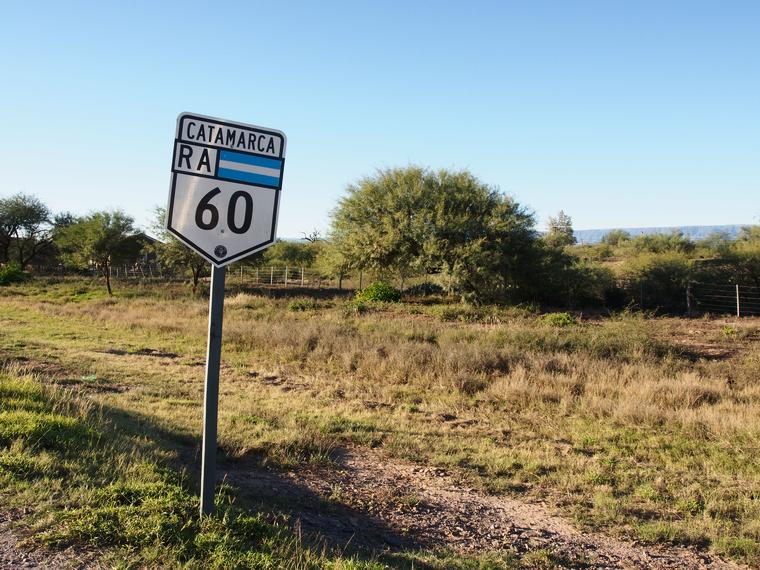 ruta 60 catamarca argentine