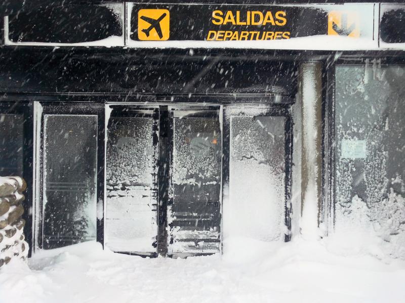 aeroport ushuaia