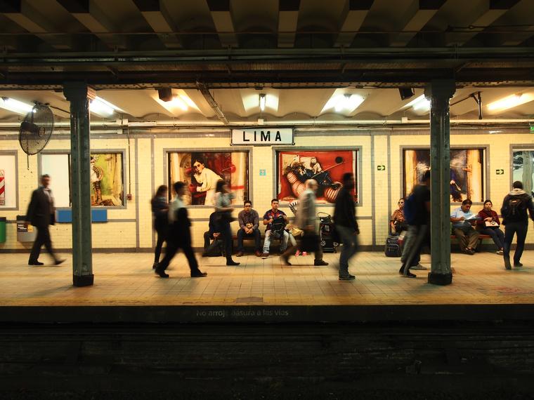 station metro buenos aires subte