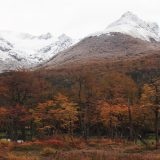 trek automne ushuaia valle andora