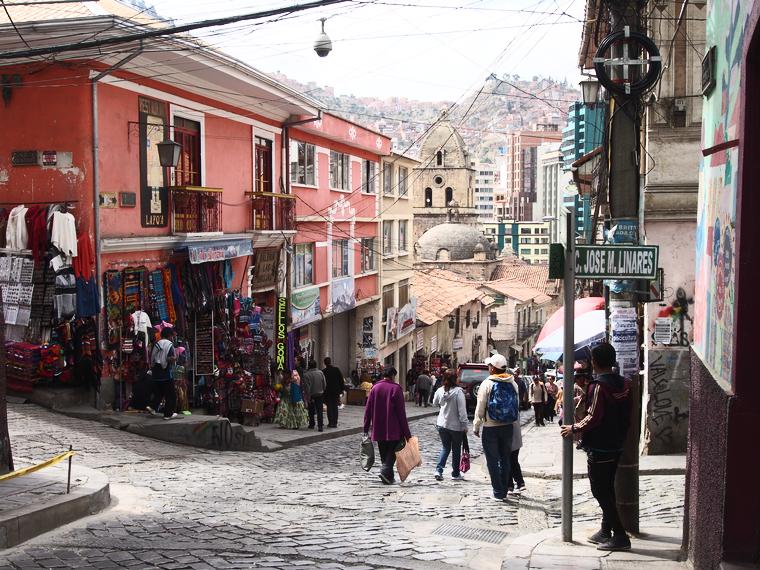 ville la paz bolivie