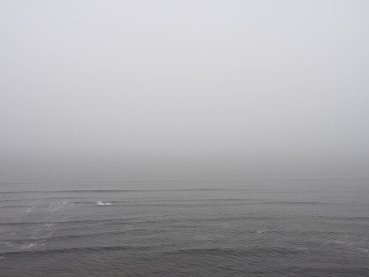 lima brouillard perou