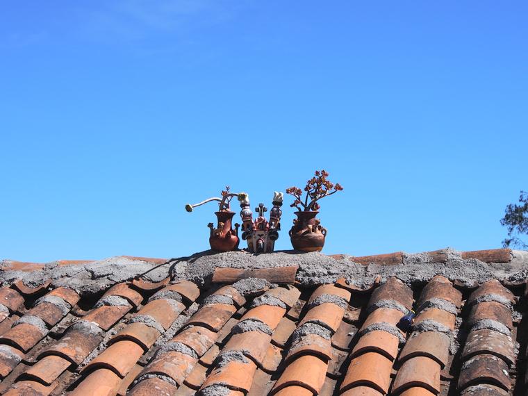 poterie village quinua perou