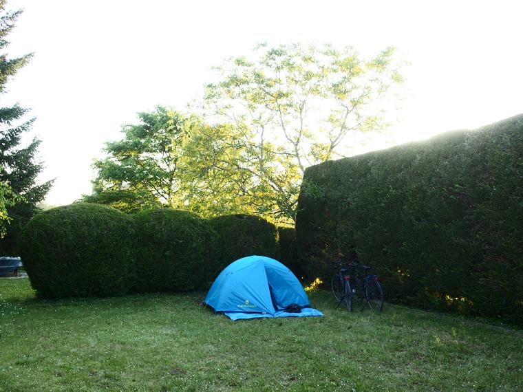 huisseau-sur-cosson camping loire